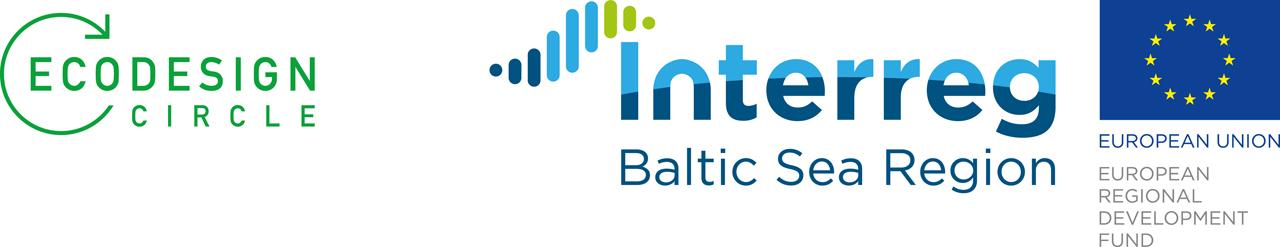 EcoDesign Circle, Interreg Baltic Sea Region (BSR) Programme 2014-2020