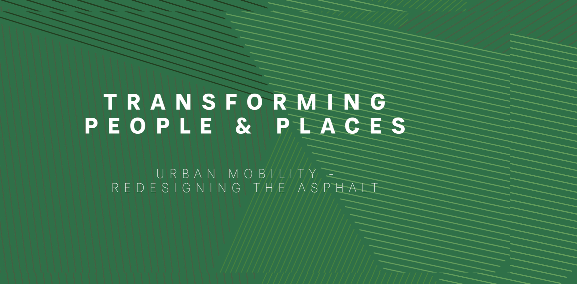 Transforming People & Places